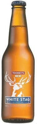 Tooheys New White Stag