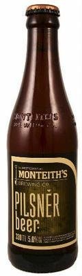 Monteiths Pilsner
