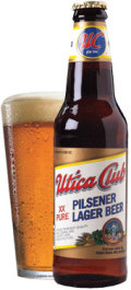 Matt Utica Club Pilsener Lager Beer