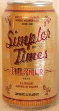 Minhas Simpler Times Pilsner