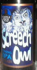 Castle Rock Screech Owl - Golden Ale/Blond Ale