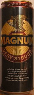 Piast Magnum - Strong Pale Lager/Imperial Pils