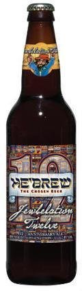 He�Brew Jewbelation Twelve - American Strong Ale