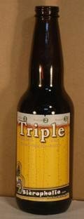 Bi�ropholie Triple - Abbey Tripel