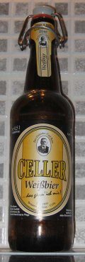Celler Wei�bier - German Hefeweizen
