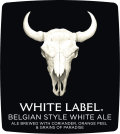 Wasatch White Label - Belgian White (Witbier)