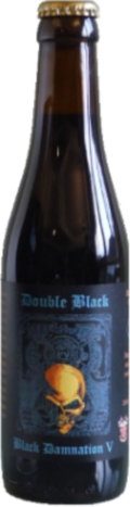 Struise Black Damnation V - Double Black - Imperial Stout