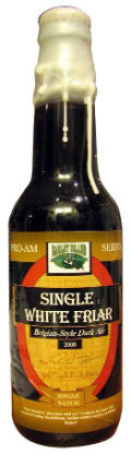 Barley Island Single White Friar Ale