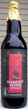 Shipyard Barley Wine Style Ale (Pugsley Signature Series)