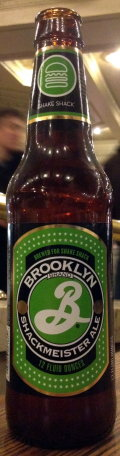 Brooklyn Shackmeister Ale - Bitter