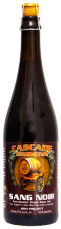 Cascade Drie Zwarte Pieten Sang Noir - Sour Red/Brown