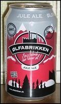 �lfabrikken Jule Ale (Canned version) - Belgian Ale