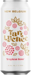 New Belgium Lips of Faith - Tart Lychee - Sour/Wild Ale
