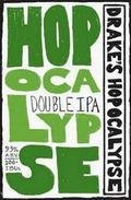 Drakes Hopocalypse DIPA (White Label)