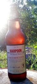 Harpoon 100 Barrel Series #25 - Rauchfetzen