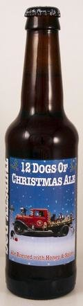Thirsty Dog 12 Dogs of Christmas Ale - Spice/Herb/Vegetable