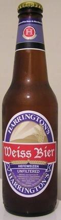 Harringtons Hefeweizen Weiss Bier