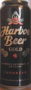 Harboe Beer Guld�l (Gold)
