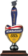 Wells Bombardier Burning Gold (Cask)
