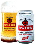 Astra Alkoholfrei (non-alcoholic) - Low Alcohol