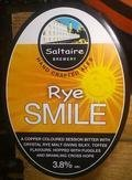 Saltaire Rye Smile