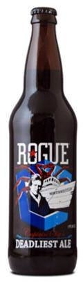 Rogue Captain Sigs Deadliest Ale (Northwestern Ale) - India Pale Ale (IPA)