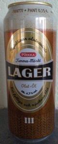 Pirkka Tumma Lager - Amber Lager/Vienna