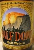 Tioga-Sequoia Half Dome California Wheat