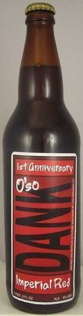 Oso Dank Imperial Red Ale 2008 (First Anniversary Edition)