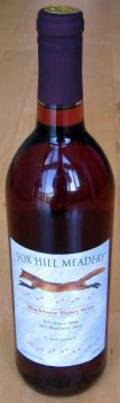 Fox Hill Blackberry Honey Wine