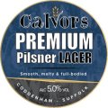 Calvors Premium English Lager Beer
