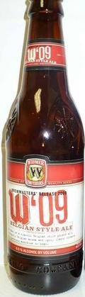 Widmer Brothers W�09 Belgian Style Ale - Belgian Ale