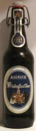 Allg�uer Winterfestbier