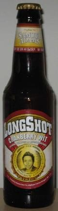 Samuel Adams LongShot Cranberry Wit - Fruit Beer