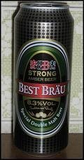 Best Br�u Strong Amber Beer