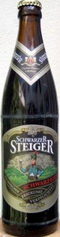 Schwarzer Steiger Schwarzbier
