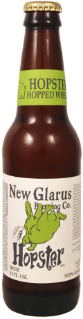 New Glarus Crackd Wheat Ale - Wheat Ale