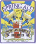 Burton Bridge Spring Ale - Premium Bitter/ESB
