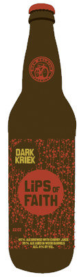 New Belgium Lips of Faith - Dark Kriek - Fruit Beer/Radler