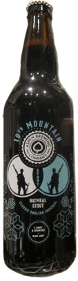 Aspen 10th Mountain Imperial Stout
