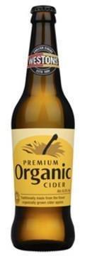 Westons Premium Organic Cider - Cider