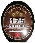 Marstons 175 Not Out - Bitter