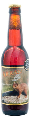 Arran Red Squirrel (Bottle)