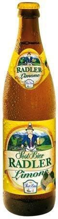 PostBier Radler Limone - Fruit Beer