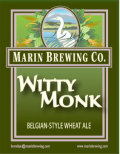 Marin Witty Monk - Witbier