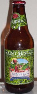 Saint Arnold Fancy Lawnmower Ale