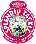 Skinners Splendid Tackle - Golden Ale/Blond Ale