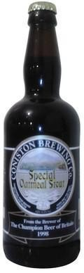 Coniston Special Oatmeal Stout  - Stout