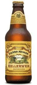 Sierra Nevada Kellerweis Hefeweizen - German Hefeweizen