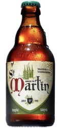 Brunehaut Abbaye de Saint-Martin Triple - Abbey Tripel